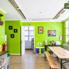 Urban Garden Hostel питание