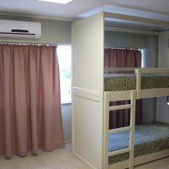 Гостиница Посадский 3* Кровать в мужском общем номере с двухъярусными кроватями фото 16