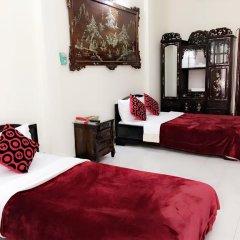 Thien Trang Hotel Номер Делюкс с различными типами кроватей фото 9