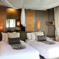 Отель Twin Lotus Koh Lanta 4* Вилла с различными типами кроватей фото 11