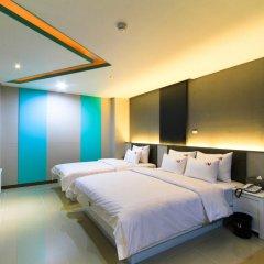Haeundae ForU Hotel комната для гостей фото 5