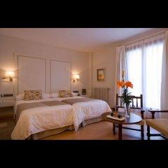 Отель Parador de Puebla de Sanabria 4* Стандартный номер с различными типами кроватей фото 3