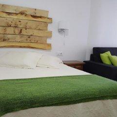 Отель Hostal Restaurante Nevandi Стандартный номер с различными типами кроватей фото 13