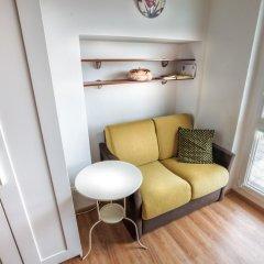 Апартаменты Modern studio Opletalova удобства в номере