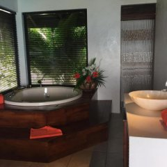 Отель Villa BellaVista Французская Полинезия, Папеэте - отзывы, цены и фото номеров - забронировать отель Villa BellaVista онлайн ванная фото 2
