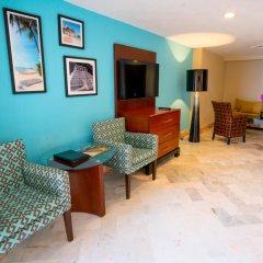 Отель Omni Cancun Hotel & Villas - Все включено Мексика, Канкун - 1 отзыв об отеле, цены и фото номеров - забронировать отель Omni Cancun Hotel & Villas - Все включено онлайн интерьер отеля фото 5