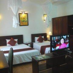 Отель Hoi An Garden Villas 3* Номер Делюкс с различными типами кроватей фото 8