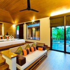 Отель Korsiri Villas 4* Вилла Премиум с различными типами кроватей фото 42