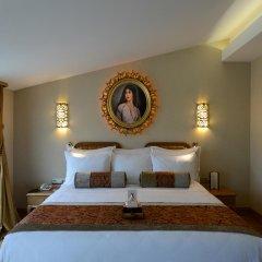 Отель Sultania 5* Номер Делюкс с двуспальной кроватью фото 3