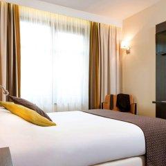 ibis Styles Hotel Brussels Centre Stéphanie 3* Стандартный номер с различными типами кроватей фото 2