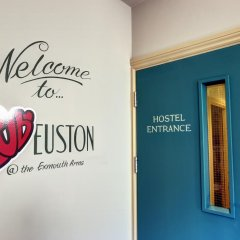 Отель Publove @ Exmouth Arms Euston детские мероприятия фото 2