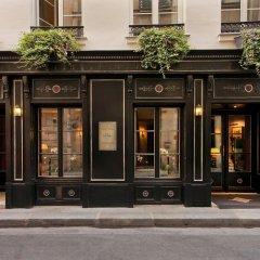 Отель Villa D'Estrees Париж питание
