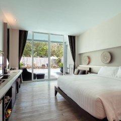 Отель Sarikantang Resort And Spa 3* Номер Делюкс с различными типами кроватей фото 21