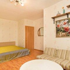 Апартаменты Apartment on Blyukhera Апартаменты с различными типами кроватей фото 12