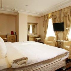 Гостиница Crowne Plaza Minsk 5* Представительский номер разные типы кроватей фото 5