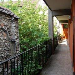 Апартаменты Buda Castle Apartments балкон