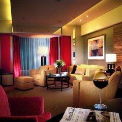 Shangri-La Hotel Beijing 5* Улучшенный номер с различными типами кроватей фото 4