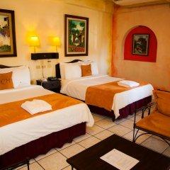 Hotel Camino Maya 3* Стандартный номер с различными типами кроватей фото 2