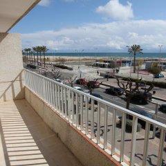 Отель Sol y Mar Segur балкон