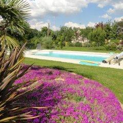 Отель B&B l'Améthyste Сомюр бассейн фото 2