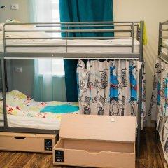 Хостел Кислород O2 Home Кровать в общем номере фото 34