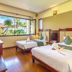 Отель Agribank Hoi An Beach Resort 3* Вилла с различными типами кроватей фото 4