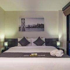 Отель The Rich Sotel 3* Стандартный номер с различными типами кроватей фото 7