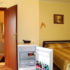 Гостиница Adam and Eve 3* Люкс с двуспальной кроватью