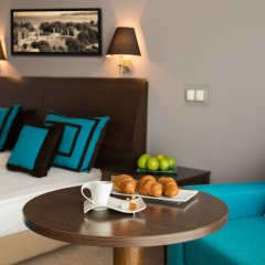 Astera Hotel & Spa - All Inclusive 4* Стандартный номер с различными типами кроватей фото 4