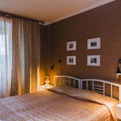 Мини-Отель Три Зайца Стандартный номер с 2 отдельными кроватями (общая ванная комната) фото 5