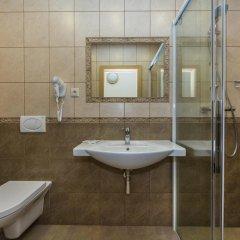 Отель Aparthotel Lublanka 3* Стандартный номер с 2 отдельными кроватями фото 10