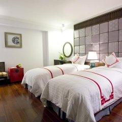 Church Boutique Hotel Hang Trong 3* Улучшенный номер разные типы кроватей фото 2