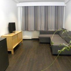 Отель City Center Apartments Бельгия, Брюссель - отзывы, цены и фото номеров - забронировать отель City Center Apartments онлайн комната для гостей фото 4