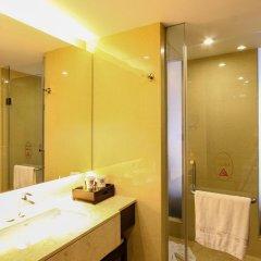 Guangdong Yingbin Hotel 4* Улучшенный номер с различными типами кроватей фото 3