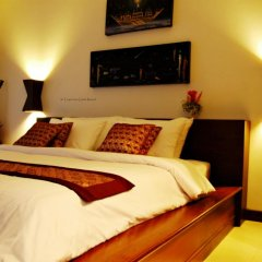 Отель Chaw Ka Cher Tropicana Lanta Resort 3* Улучшенный номер с различными типами кроватей