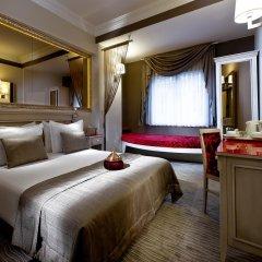 Отель Yasmak Sultan 4* Стандартный номер с двуспальной кроватью фото 3