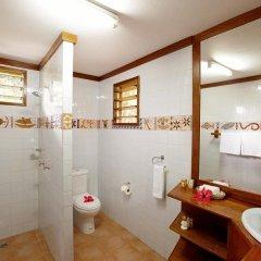 Отель First Landing Beach Resort & Villas 3* Бунгало с различными типами кроватей фото 2