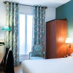Отель Hôtel Eden Montmartre 3* Улучшенный номер с двуспальной кроватью фото 9