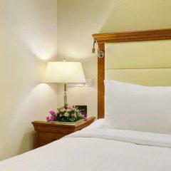 Гостиница Марриотт Москва Ройал Аврора 5* Улучшенный номер с разными типами кроватей фото 2