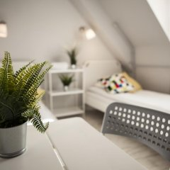 Bi-Pi Hostel Стандартный номер с разными типами кроватей фото 19