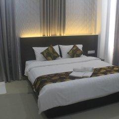 D'Metro Hotel 3* Улучшенный номер с различными типами кроватей фото 6