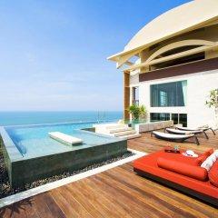 Отель Centara Grand Mirage Beach Resort Pattaya спа