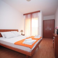 Отель Apartmani Jovan Черногория, Будва - отзывы, цены и фото номеров - забронировать отель Apartmani Jovan онлайн комната для гостей фото 4