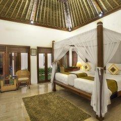 Отель Bali baliku Private Pool Villas 4* Вилла с различными типами кроватей фото 3