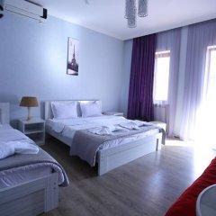 Hotel Zaira 3* Стандартный семейный номер с двуспальной кроватью фото 3