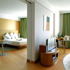 Отель Hilton Athens 5* Улучшенный люкс разные типы кроватей