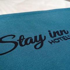 Stay Inn Hotel Гданьск ванная фото 2