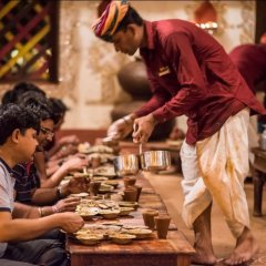 Отель Chokhi Dhani Resort Jaipur питание фото 3
