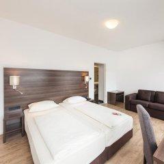 Novum Hotel Continental Frankfurt 3* Стандартный номер с различными типами кроватей фото 5