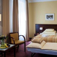 Hotel Petr 3* Стандартный номер с двуспальной кроватью